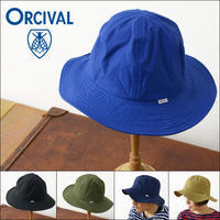 ORCIVAL[オーチバル・オーシバル] 60/40 CLOTH HAT [RC-7107LYC] MEN'S/LADY'S - refalt   ...   kamp temps