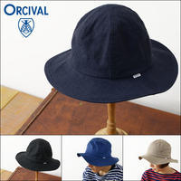 ORCIVAL[オーチバル・オーシバル] LINEN CLOTH HAT [RC-7107LNP] MEN'S/LADY'S - refalt   ...   kamp temps