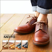 moto leather&silver[モトレザー] Plane Toe Oxford Shoes [DAINITE SOLE ]【2111】MEN'S - refalt   ...   kamp temps