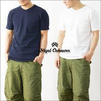 nigel cabourn [ナイジェル ケーボン] 3-PACK GYM TEES [80340021050] 3パックTシャツ MEN'S - refalt   ...   kamp temps