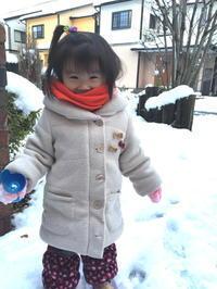 雪とあられとkoume - kozaru日記