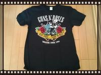 GUNS N' ROSES Tシャツ HERE TODAY AND GONE TO HELL - 無駄遣いな日々