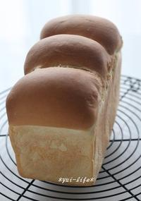 食パンあれこれ♪ - 日々のココロ