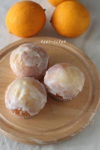 レモンケーキ♪ - 日々のココロ