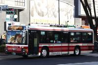 (2016.12) 立川バス・J730 - バスを求めて…