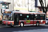 (2016.12) 立川バス・J739 - バスを求めて…