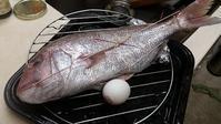 チャッピー2歳のバースデイパーティ - 牡蠣を煮ていた午後