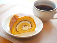 旬風のロールケーキ - お茶の水調理研究所