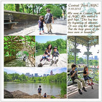 セントラルパーク DSB - Osanpo-Life