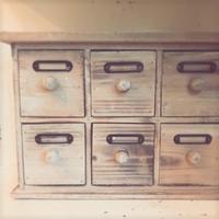 Aシダーウッドボックス - 雑貨店PiPPi