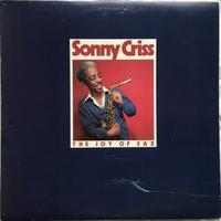 Sonny Criss ‎– The Joy Of Sax - まわるよレコード ACE WAX COLLECTORS