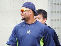 2017バレンティン選手キャンプフォト(動画リンク5) - Out of focus ~Baseballフォトブログ~