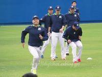 再び正捕手へ!中村悠平捕手2017キャンプフォト(動画リンク2) - Out of focus ~Baseballフォトブログ~