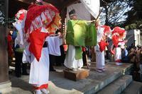 下呂の田の神祭り - ゲ ジ デ ジ 通 信