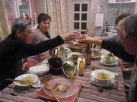 おうち居酒屋 2月 中国酒 - ベルエポックの休日   パリジェンヌになりたい   KOBEフレンチライフスタイル