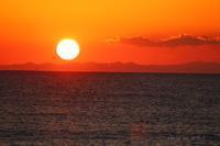 夕陽 - トトロのきまぐれ写真集
