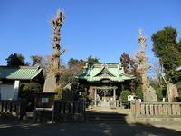 近所の神社 - つれづれ日記