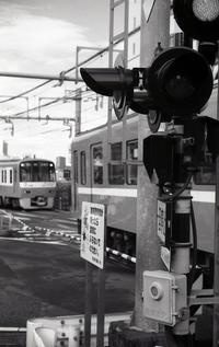 踏切信号待ち - 心のカメラ / more tomorrow than today ...