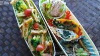 娘のダイエット弁当25 - 料理研究家ブログ行長万里  日本全国 美味しい話