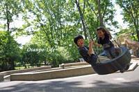 初夏の公園 - Osanpo-Life
