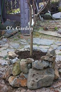 なんちゃって石積 - O's garden へ ようこそ~ ♪
