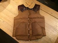 70's Rocky Mountain Christy vest - BUTTON UP clothing
