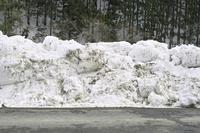 雪山と雨水・・・奥山渓谷の雪景色 - 朽木小川より 「itiのデジカメ日記」 高島市の奥山・針畑郷からフォトエッセイ