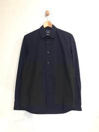 BLUE BLUE JAPAN / ブロード ハンテンプリント レギュラーカラーLSシャツ - Safari ブログ