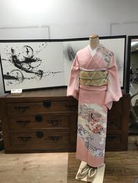 《アクア店》春好感度高め付下げコーディネート - MEDELL STAFF BLOG