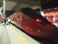 ITALOでトリノから→フィレンツェへ イタリア旅行2015(5) - la carte de voyage