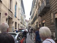 フィレンツェで映画の撮影をしていた イタリア旅行2015(6) - la carte de voyage