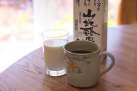 冬にでてくる独特のコク・田野畑山地酪農牛乳 - 暗 箱 夜 話 【弐 號】