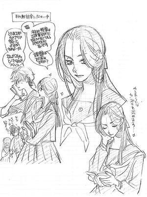 紅牡丹(女生徒バージョン) - 山田南平Blog
