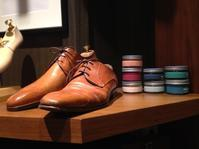 しまってしまうその前に。。 - 銀座三越5F シューケア&リペア工房<紳士靴・婦人靴・バッグ・鞄の修理&ケア>