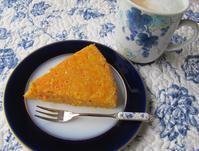 キャロット・オレンジケーキ - やせっぽちソプラノのキッチン2