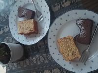 低糖質ケーキ二種 お弁当を意識した作り置き 麻婆豆腐 - 今日は何食べた? ~365日ごはん日記~