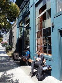 サンフランシスコのコーヒーショップ巡り!後半 - Da bin ich! -わたしはここにいます-