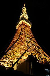 Tokyo Tower - 気まぐれなるつぶやき