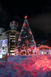 札幌イルミ その3 - 気まぐれなるつぶやき