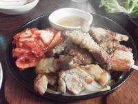 【★2(0もあり得る)】王豚足家(五反田)韓国料理 - まゆつばラーメンカフェうなぎ。