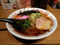 むかし醤油ラーメン(弟子屈ラーメン新千歳空港店:2017年23杯目) - eihoのブログ