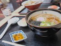 津軽そば:三忠食堂本店(弘前市) - 津軽ジェンヌのcafe日記
