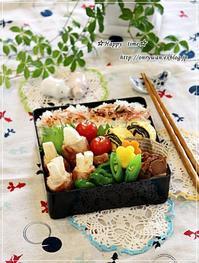 白はんぺんで肉巻き弁当と常備菜作り♪ - ☆Happy time☆