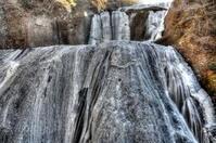袋田の滝 氷結Ⅱ 冬将軍はこの地を支配する - 風の香に誘われて 風景のふぉと缶