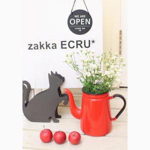 8th Anniversaryプレゼント当選者発表★ - zakka&cafe ECRU*