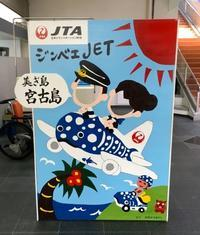 宮古空港 ジンベエジェット / Miyako Airport Jimbe-Jet - HameMichelin - KAOHAME Guide
