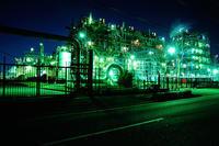 JXエネルギー川崎製造所 - 人生とは旅なり