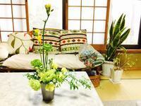 レモンイエロー♪ - Flower Days ~yucco*のフラワーレッスン&プリザーブドフラワー~