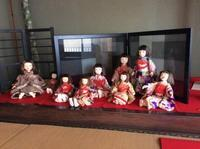 日出「西教寺」に市松人形搬入! - 杉本創作人形&ペペにゃん