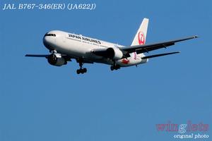'17年 川崎・浮嶋公園レポート ・・・ JAL/JA622J - winglets